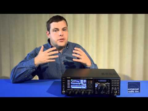 Universal-Radio presents the Yaesu FTdx3000