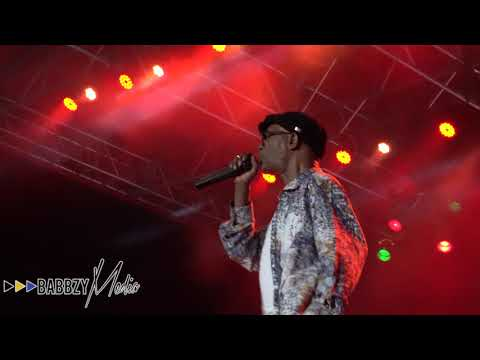 Beres Hammond At Hennessy Artistry Dec 2, 2017 | Babbzy Media