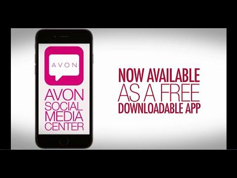 Introducing the NEW Avon Social Media Center