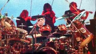 Rush - Caravan / Clockwork Angels - Seattle - 13/11/2012