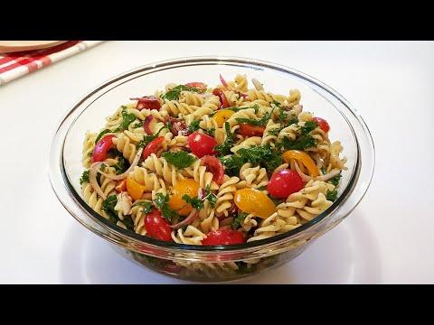salade-de-pâtes-et-sa-vinaigrette-italienne-(un-dÉlice)