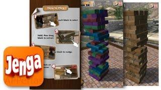 Jenga, el juego de palitos más famoso llega a iPhone y iPad