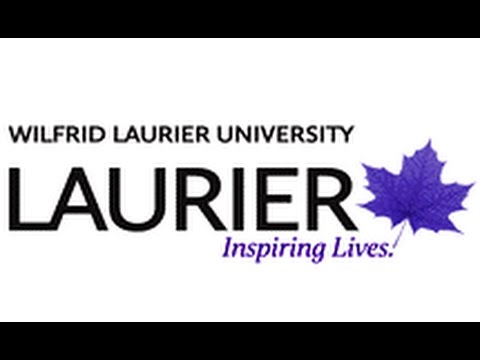 Wilfrid Laurier Application Workshop