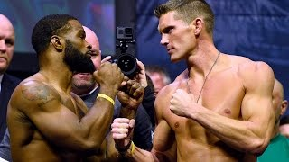 Woodley Vs Thompson | The Chess Match |
