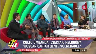 Video Culto umbanda: ¿Secta o religión? download MP3, 3GP, MP4, WEBM, AVI, FLV Oktober 2018