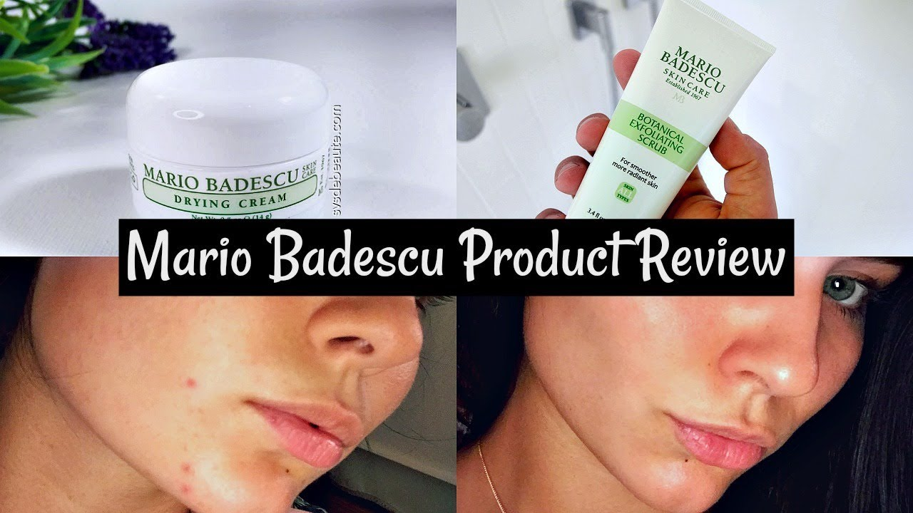 Mario Badescu Updated Product Review