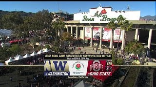 2019 Rose Bowl - Ohio State vs Washington