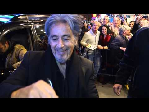 Al Pacino returns to Broadway in the world premiere of China Doll