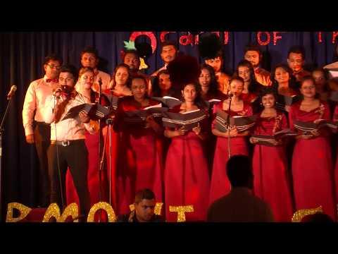 Armonia Chorale - Carol of the Bells 2016