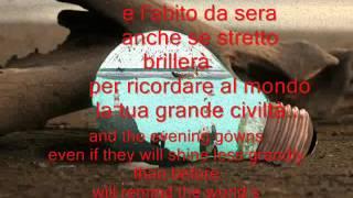 Beirut Adio Joe Diverio LYRICS   ENGLISH SUBTILTEL BY MURDINOO