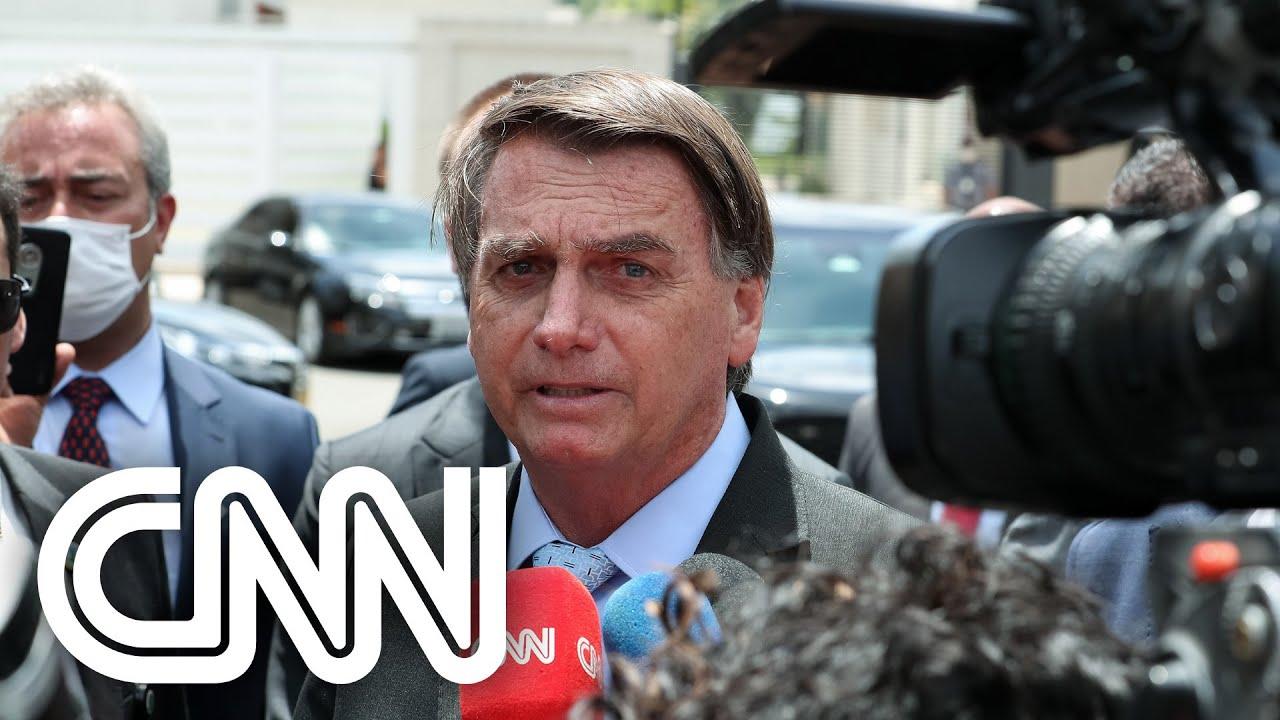 Militares orientam Bolsonaro a buscar agenda positiva | EXPRESSO CNN - YouTube