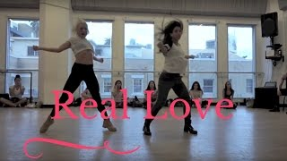 Real Love - @CleanBandit & @JessGlynne Dance Video | @DanaAlexaNY Choreography