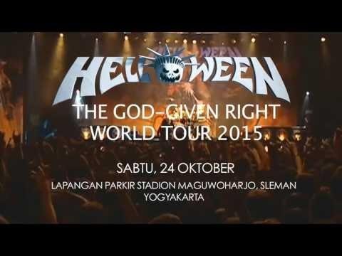 Power Metal - Live In Jogja 2015 (Full Concert)