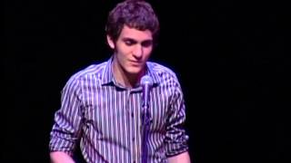 "Learning Recitation: Kareem Sayegh reads ""The Man-Moth"" by Elizabeth Bishop"