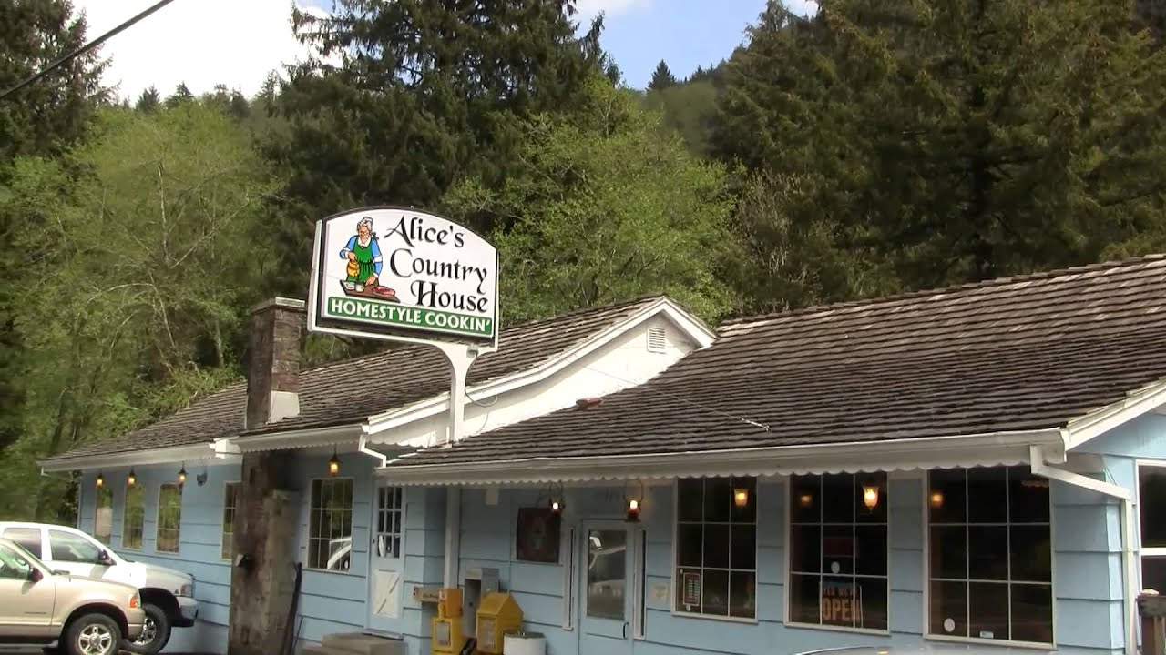 Alice S Country House Tillamook Oregon Usa Polozov 1198