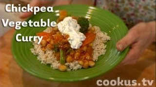 How To Make Vegetable Chickpea Curry