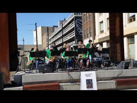 Campbell Collegiate Jazz Band Juniors