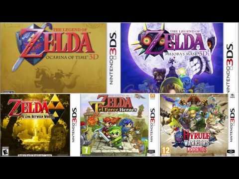 Descargar Todos Los Juegos De The Legend Of Zelda Para 3ds