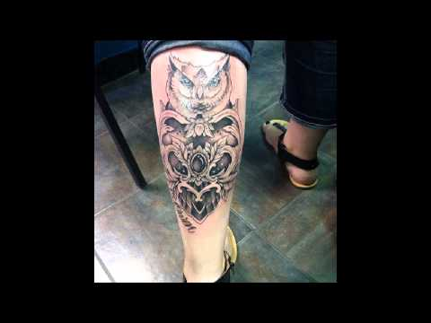 60+ Best Calf Tattoos For Men And Women – Find Yourself
