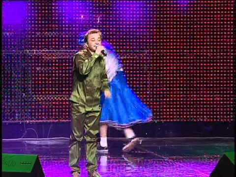 ВІКТОР ПАВЛІК - ПОРІЗАЛА ПАЛЬЧИК Live (Освідчення 2011)