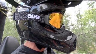 The New 509 Dirt Pro Goggles, PowerModz takes a good look at them!!