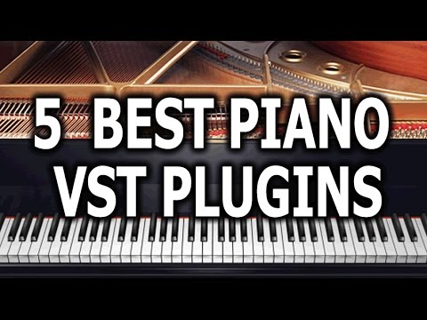 TOP 5 BEST PIANO VST PLUGINS (WITH LINKS)