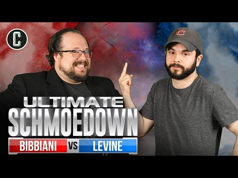 William Bibbiani VS Samm Levine - Movie Trivia Ultimate Schmoedown - Round 1