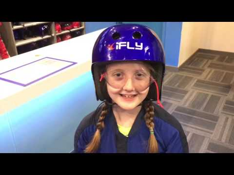 iFLY - what to expect!
