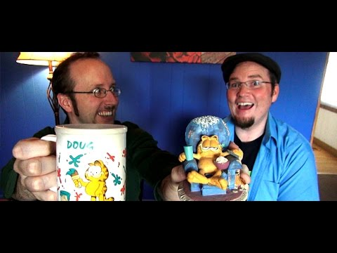 Nostalgia Critic Real Thoughts On: Garfield - YouTube