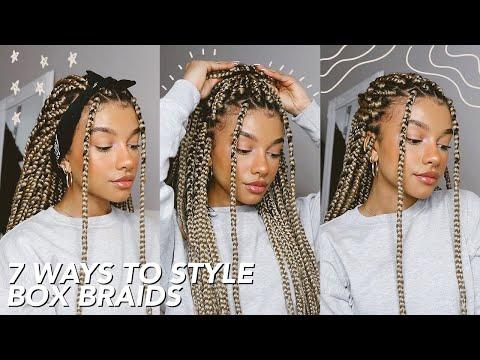 7-ways-to-style-box-braids.