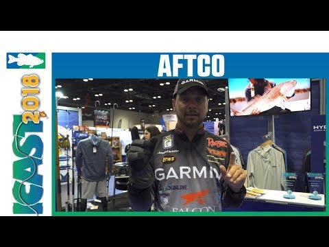 Aftco Hydronaut Waterproof Glove With Jason Christie   ICast 2018