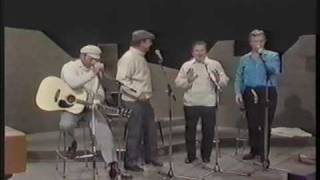Clancy Brothers and Tommy Makem Haul Away Joe Late Late Show