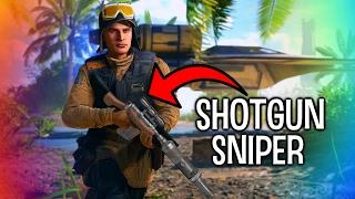Star Wars Battlefront - Shotgun Sniper