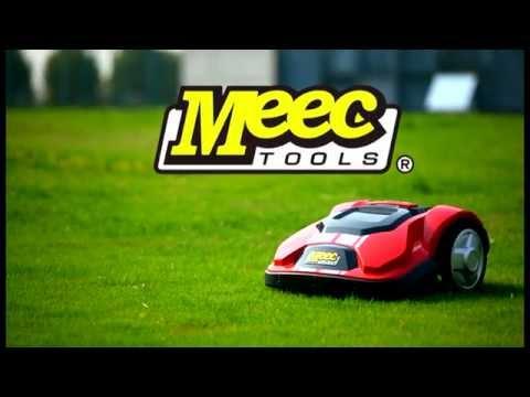 Splitter nya Meec Robotgräsklippare - YouTube PR-76