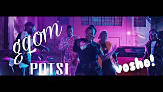 Gambar cover Summer Gqom Mix 2018 - Vosho Mix by Potsi