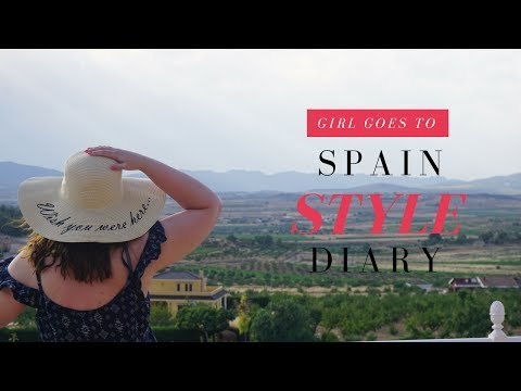 Spain Style Diary | 3 Affordable Summer Outfits