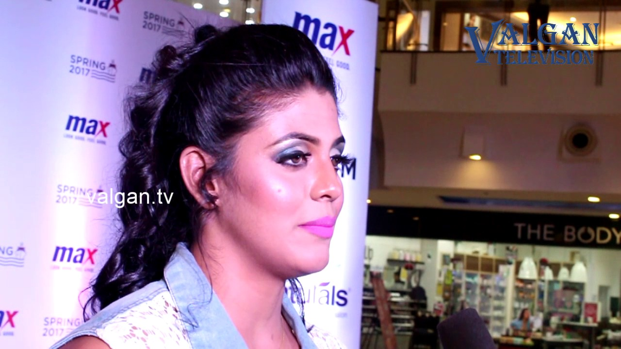Actress Iniya Max To Unveil Spring 2017 Collection With Popular Fashion Bloggers Youtube