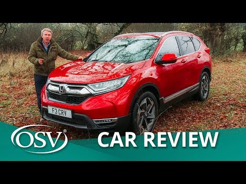 Honda CR-V 2019 is a worthy rival to the best in this class
