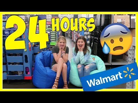 24 Hours Overnight Challenges Youtube