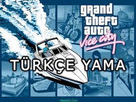 gta vice cityde türkçe yama nasıl kurulur ?  sesli anlatim