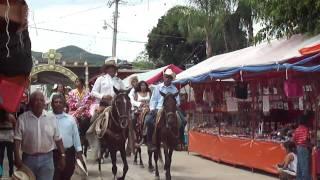 Misa de San Juanito en Pilcaya Puebla