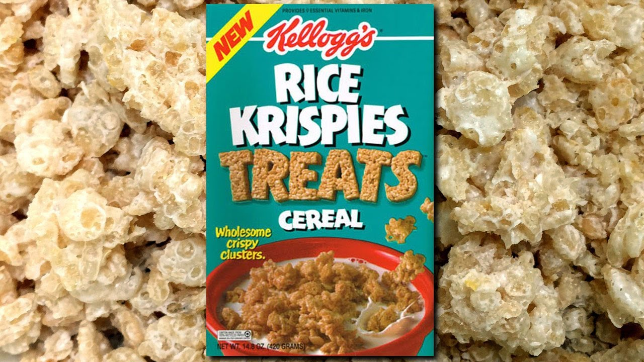 Rice krispies treats 1993 youtube rice krispies treats 1993 ccuart Gallery