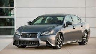 Наши Тесты Lexus GS