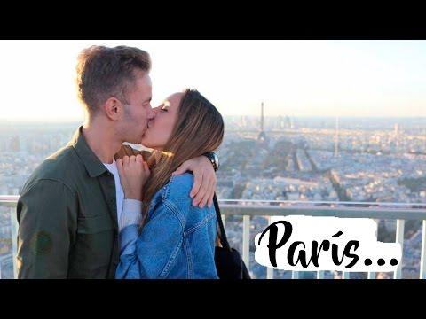 ENAMORADOS EN PARÍS I: Viajar barato, tips, dónde hacer fotos... | Laura Muñoz