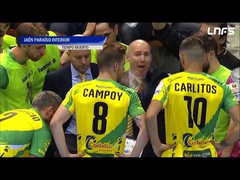 CA Osasuna Magna - Jaí©n Paraíso Interior - Play Off por el título segundo partido 1/4