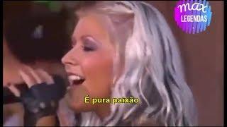 Download Lagu Christina Aguilera - Infatuation (Legendado) (Tradução) Mp3