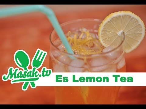 Es Lemon Tea | Minuman #005