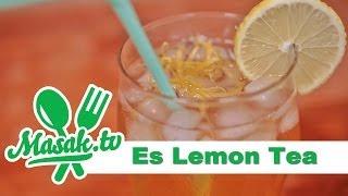 Es Lemon Tea | Minuman #005