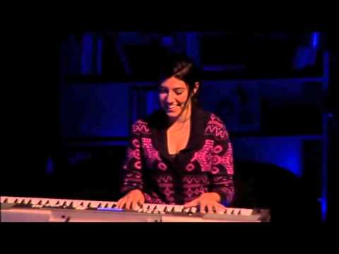 Jazz vocalist: Kat Carlsen at TEDxYouth@CampHill