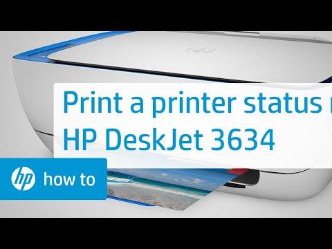 how to clean printer valves hp deskjet 3632